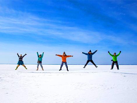 北海道釧路町ふるさと納税の紹介 べつかい氷平線紹介記事トップイメージ